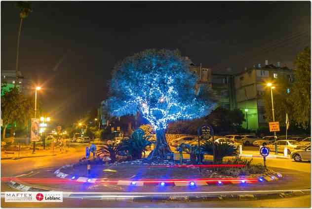 תאורה מיוחדת לערים