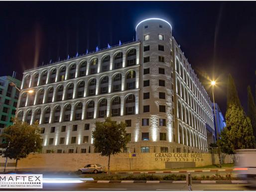תאורת מבנים – 2 סיבות עיקריות להשתמש בתאורת מבנים