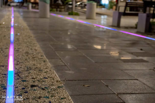 SIDEWALK LIGHTING - SDEROT
