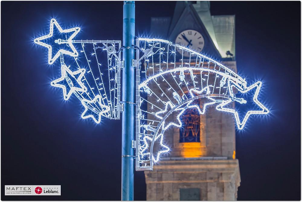 תאורה מיוחדת לערים  - יפו