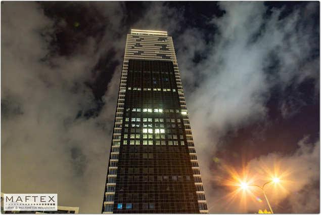 תאורה למגדל