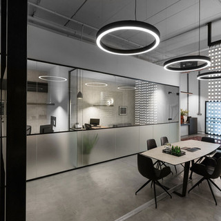 מפטאקס תאורה אדריכלית קישוטי תאורה המשרד