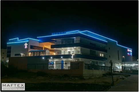 תאורה למבנה