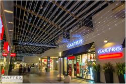 תאורה מיוחדת למרכז קניות