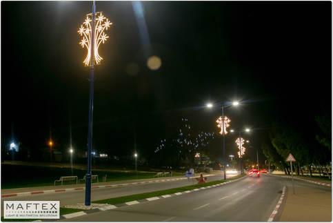 קישוט תאורה מיוחד