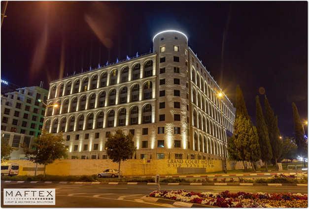 תאורה למלון