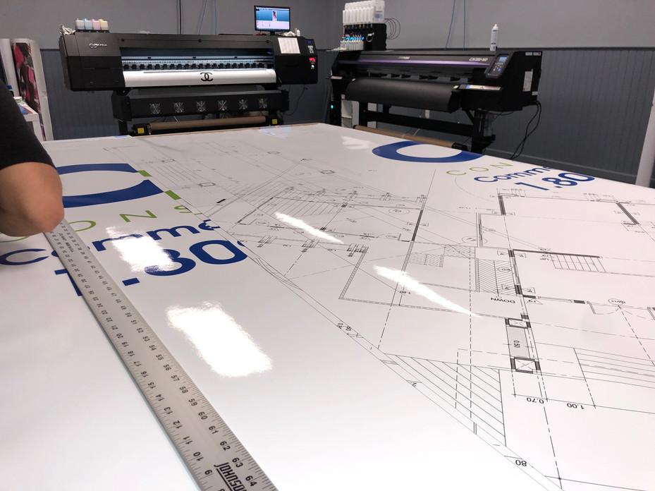 CQC Truck Print Trim