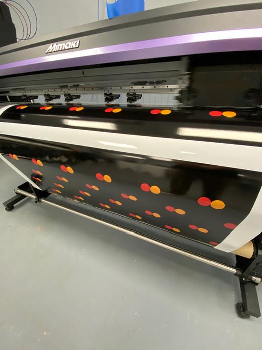 Mastercard Vinyl Printing