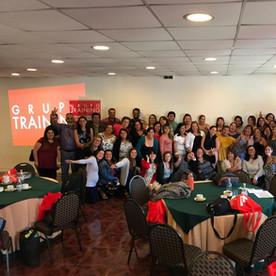 Taller de necesidades inclusivas especiales, implementación curricular decreto 83 en Rosa Agustina Resort - Olmué