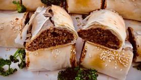 Aunty's Meat Free Sausage Rolls