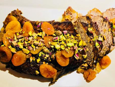 Moroccan Beef Brisket