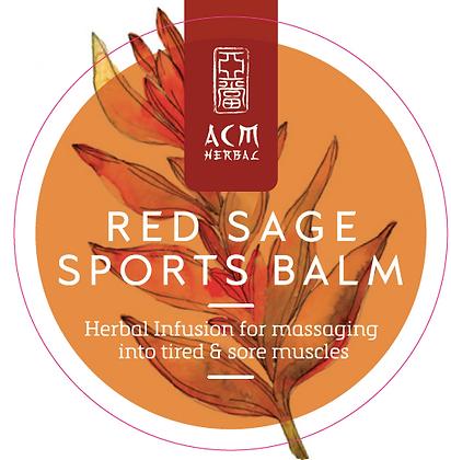 Red Sage Sports Balm - 20g
