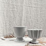 Assorted ceramic vases