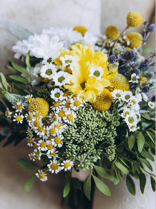 Wildflower bouquet $55+