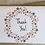 Thumbnail: Cards - Thank you/Just to say $2.50+