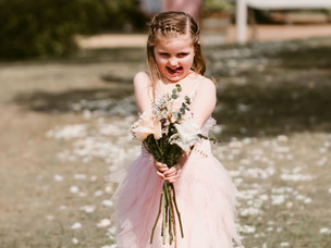 Wedding memories that are putting big smiles on our faces