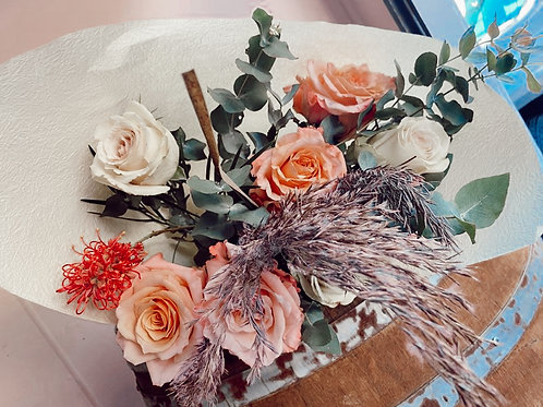 Seasonal Mix of Fresh & Dried Florals $45+