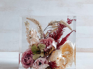 Preserving your wedding flowers