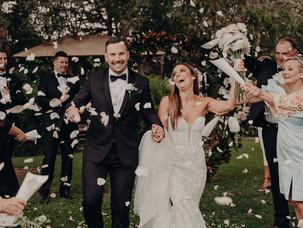 Celebrant Julie Muir's favourite JMFS weddings