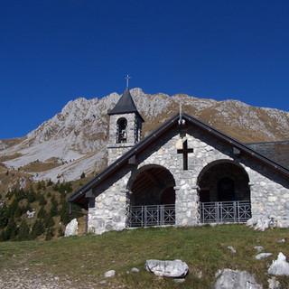 3 Chiea alpina e Val Moren.JPG