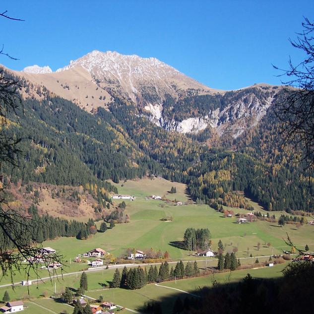 2 Croce Salven da sentiero per Val Sorda