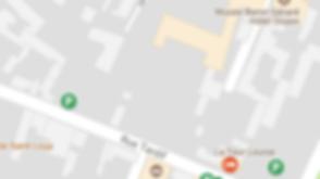 La Tour Louise - Plan Parking