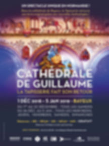 La-Catheědrale-de-Guillaume-2018-30x40_B