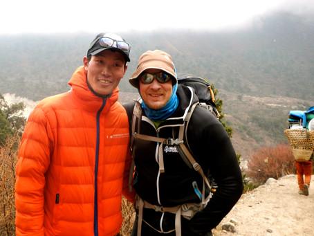 Goodbye Dendi Sherpa