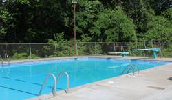 Seasonal Outdoor Heated Pool