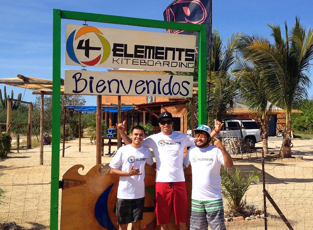 4 Elements Kiteboarding School La Ventana