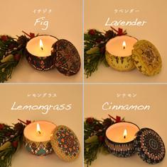 4種の香り