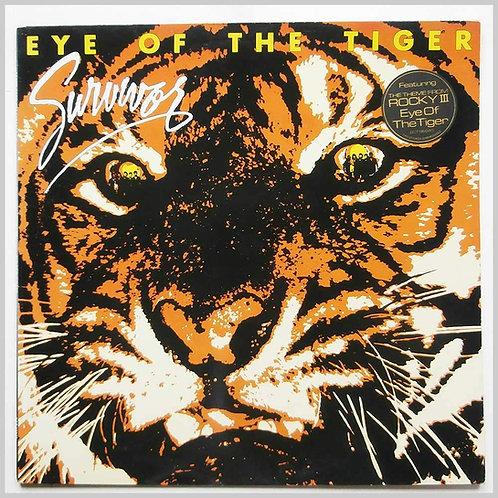 Eye of the Tiger Sponsorship
