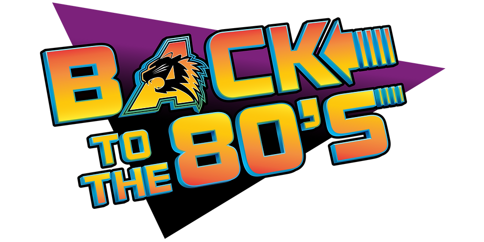 Back to the 80's Fundraising Gala