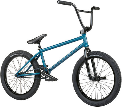 "Wethepeople Revolver 20"" 2021 BMX Freestyle Bike - Matt Skipper Green"