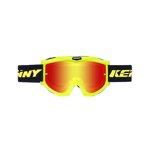 Kenny Goggles Neon Yellow Adult