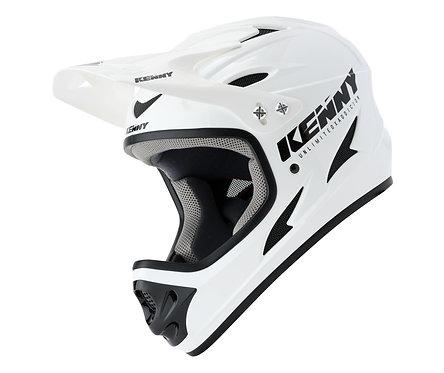 BMX Down Hill Helmet White 2021
