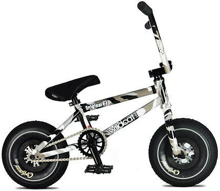 Wildcat Nieve Original 2C Mini BMX Bike