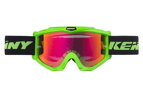 Kenny Goggles Neon Green Adult