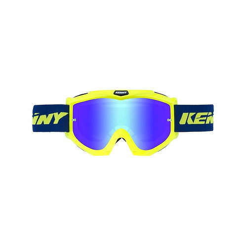 Kenny Goggles Blue/Yellow Adult