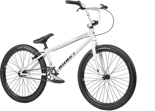"Wethepeople The Atlas 24"" 2021 BMX Freestyle Bike"