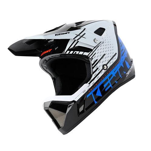 Helmet Decade Black Blue