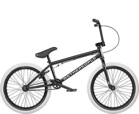 "Wethepeople Nova 20"" 2021 BMX Freestyle Bike (20"" - Matt Black)"