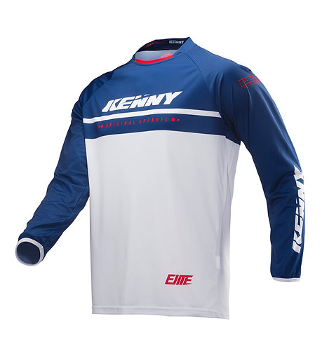 Kenny Elite Long Sleeve Jersey Navy