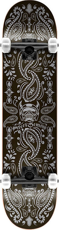 Speed Demons Complete Skateboard