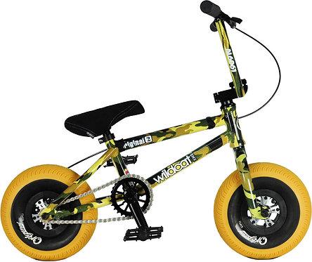 Wildcat Camo Original 2C Mini BMX-fiets