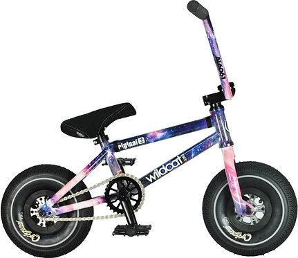 Wildcat Space Original 2C Mini BMX Bike