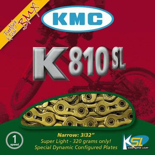 KMC K810-SL Gold Chain