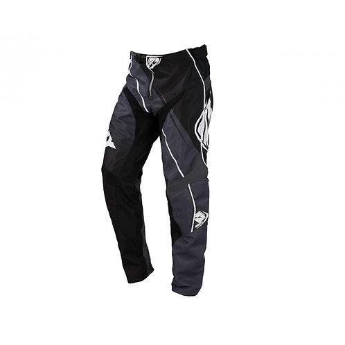 Kenny Track Pants Black & Grey