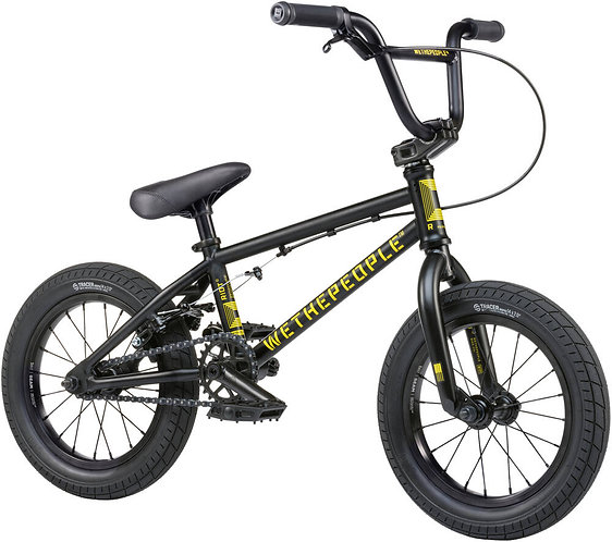 "WeThePeople Riot 14"" 2021 BMX Bike For Kids"