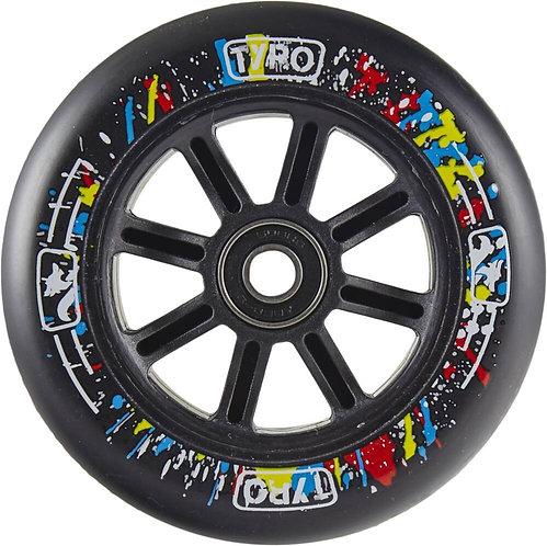 Longway Tyro Nylon Core Pro Scooter Wheel (100mm - Black)